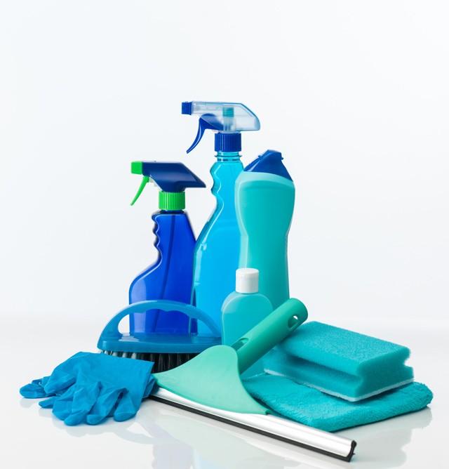 Produits nettoyants pour les CHR 974